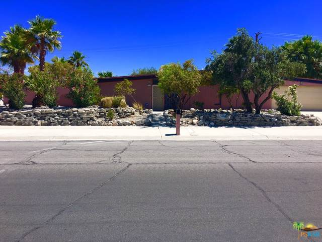 969 E Francis Drive, Palm Springs, CA 92262 (MLS #19476936PS) :: Deirdre Coit and Associates