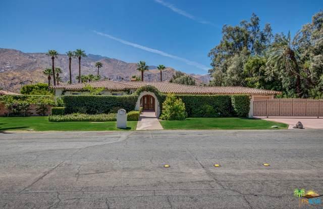 891 N Via Miraleste, Palm Springs, CA 92262 (MLS #19501160PS) :: Brad Schmett Real Estate Group