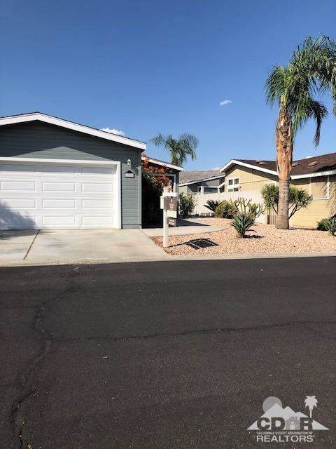 15300 Palm Drive #169, Desert Hot Springs, CA 92240 (MLS #219018957) :: The Sandi Phillips Team