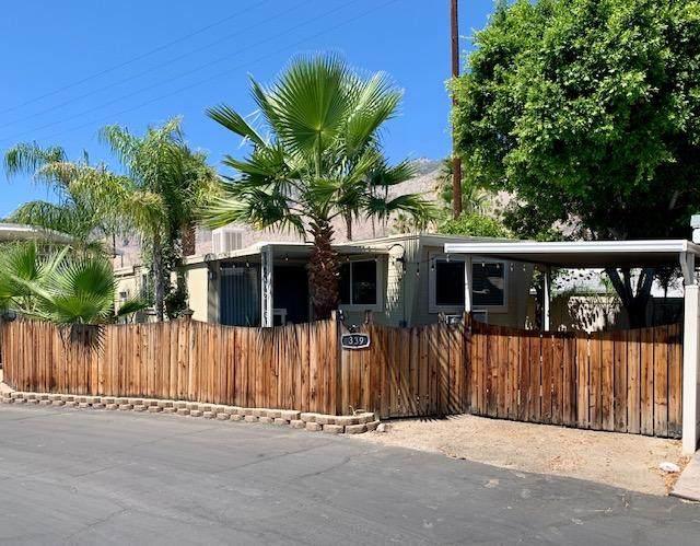 339 Raincloud, Palm Springs, CA 92264 (MLS #219044175) :: The John Jay Group - Bennion Deville Homes
