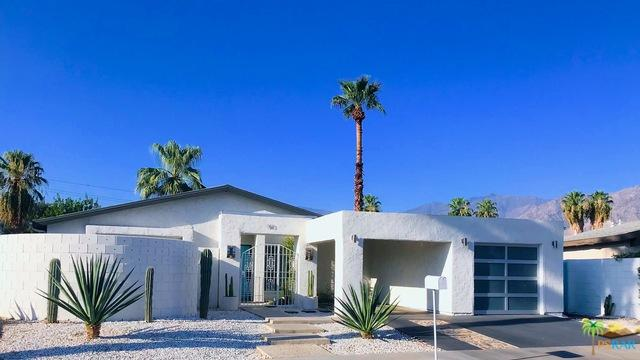 913 Arroyo Vista Drive, Palm Springs, CA 92264 (MLS #18376732PS) :: Team Wasserman