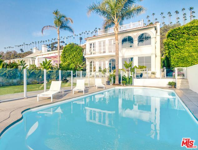 609 Palisades Beach Road, Santa Monica, CA 90402 (MLS #19422548) :: The John Jay Group - Bennion Deville Homes