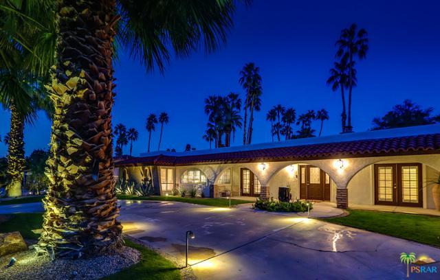 2418 S Via Lazo, Palm Springs, CA 92264 (MLS #19433138PS) :: Hacienda Group Inc