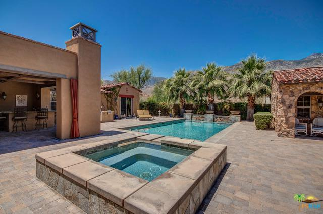 1036 Monte Verde, Palm Springs, CA 92264 (MLS #19433730PS) :: The John Jay Group - Bennion Deville Homes