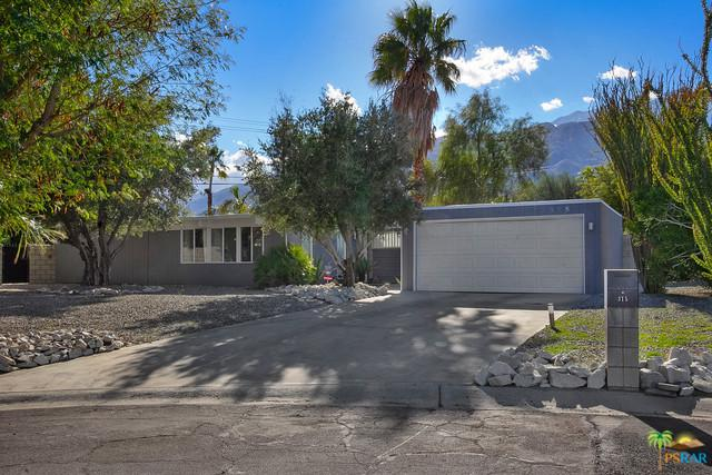 315 E Desert Holly Circle, Palm Springs, CA 92262 (MLS #19433800PS) :: Brad Schmett Real Estate Group