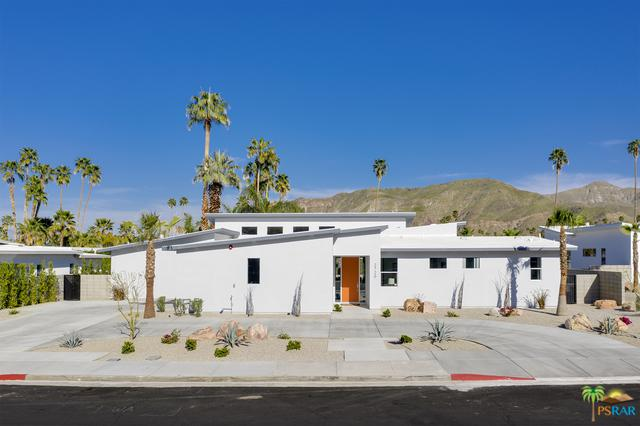 2720 S Sierra Madre, Palm Springs, CA 92264 (MLS #19439130PS) :: The John Jay Group - Bennion Deville Homes