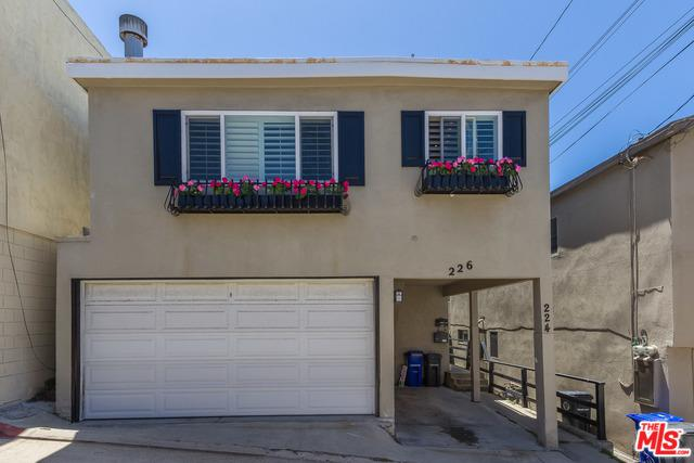 224 Kelp Street, Manhattan Beach, CA 90266 (MLS #19448078) :: The John Jay Group - Bennion Deville Homes