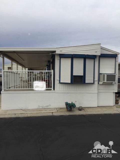 84250 Indio Springs Drive #279, Indio, CA 92203 (MLS #218034542) :: The Sandi Phillips Team