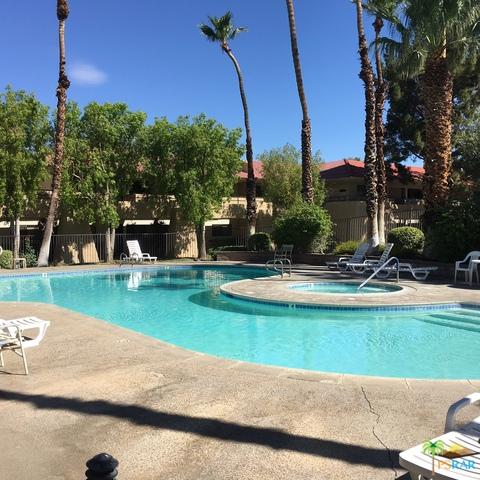 675 N Los Felices Circle J 206, Palm Springs, CA 92262 (MLS #18351552PS) :: The John Jay Group - Bennion Deville Homes