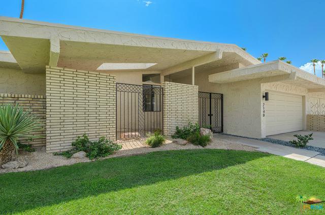 2140 S La Paz Way, Palm Springs, CA 92264 (MLS #18359868PS) :: Brad Schmett Real Estate Group