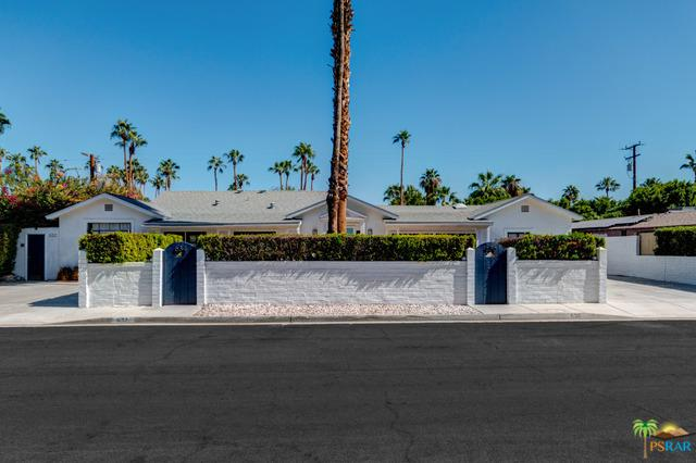 632 S Camino Real, Palm Springs, CA 92264 (MLS #18395820PS) :: Deirdre Coit and Associates