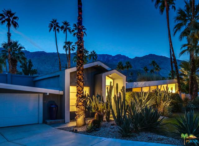 1835 Navajo Circle, Palm Springs, CA 92264 (MLS #19419492PS) :: The John Jay Group - Bennion Deville Homes