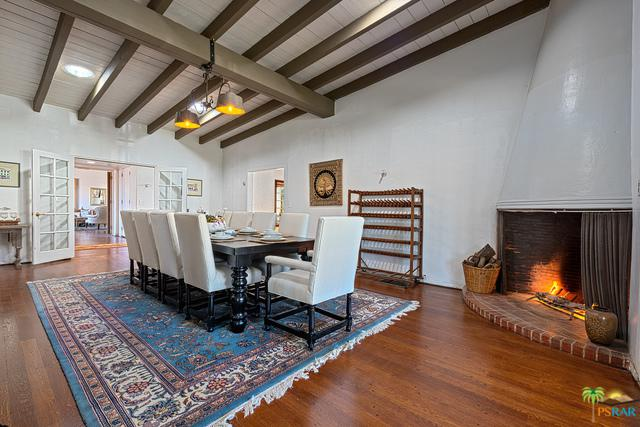 486 W Patencio Lane, Palm Springs, CA 92262 (MLS #17282112PS) :: The John Jay Group - Bennion Deville Homes
