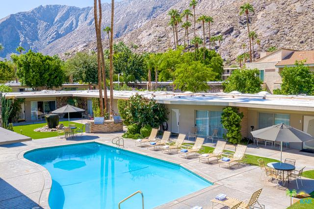 601 W Arenas Road, Palm Springs, CA 92262 (MLS #18348888PS) :: Deirdre Coit and Associates