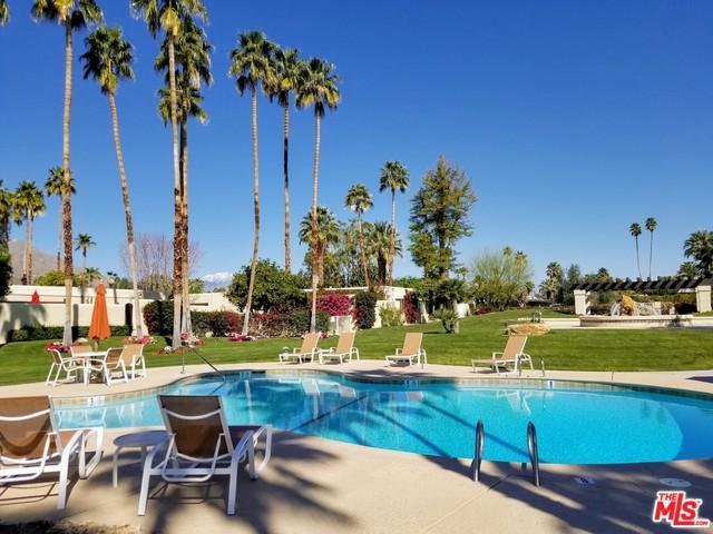 437 N Hermosa Drive, Palm Springs, CA 92262 (MLS #19456892) :: Deirdre Coit and Associates