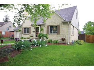 319 Storms Road, Kettering, OH 45429 (MLS #736045) :: Denise Swick and Company
