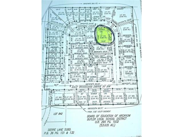 19 Chippewa Court, Arcanum, OH 45304 (MLS #723532) :: The Gene Group