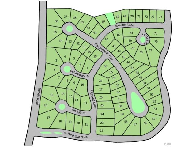 0 Lot 31 Runnymeade Way, Beavercreek Township, OH 45385 (#727024) :: Bill Gabbard Group