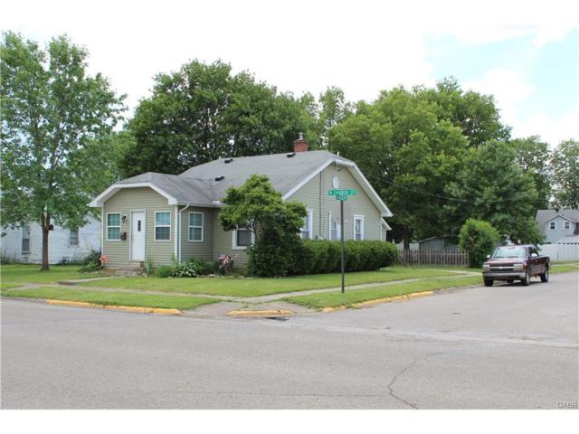 215 Church Street, New Carlisle, OH 45344 (MLS #739712) :: The Gene Group