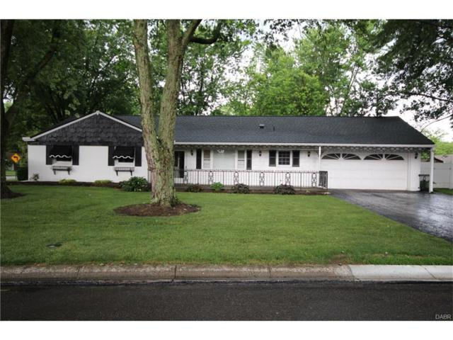 249 Annette Drive, Centerville, OH 45458 (MLS #740445) :: Denise Swick and Company