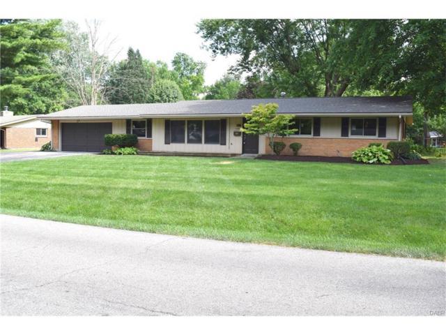 4165 Eckworth Drive, Bellbrook, OH 45305 (MLS #740477) :: The Gene Group
