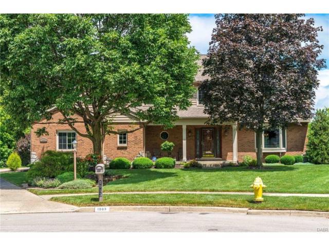 1983 Winterglen Court, Beavercreek, OH 45432 (MLS #740595) :: The Swick Real Estate Group