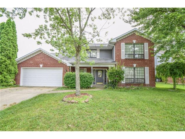 6951 Deer Bluff Drive, Huber Heights, OH 45424 (MLS #741153) :: Denise Swick and Company