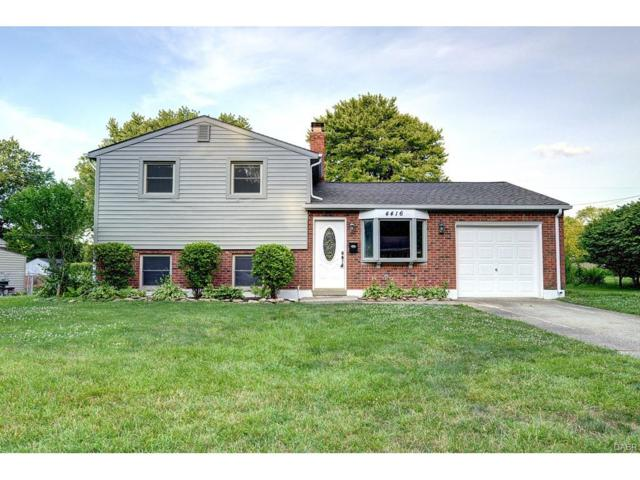 4416 Irelan Street, Kettering, OH 45440 (MLS #741224) :: The Gene Group