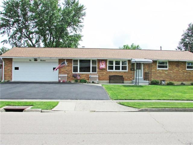 1014 Bosco Avenue, Vandalia, OH 45377 (MLS #741225) :: Denise Swick and Company
