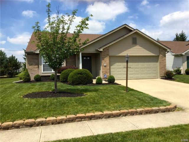 73 Glen Oak Drive, Springboro, OH 45066 (MLS #741365) :: The Gene Group
