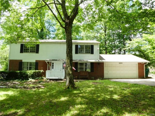 1859 Forestdale Avenue, Beavercreek, OH 45432 (MLS #741378) :: Denise Swick and Company