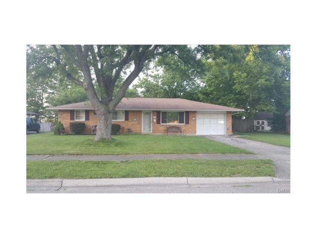 1033 Bosco Avenue, Vandalia, OH 45377 (MLS #741390) :: Denise Swick and Company