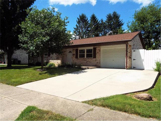 1579 Commonwealth Drive, Xenia, OH 45385 (MLS #741407) :: The Gene Group