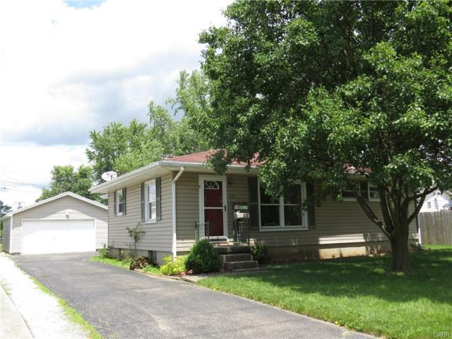 833 Staunton Road, Troy, OH 45373 (MLS #741505) :: The Gene Group