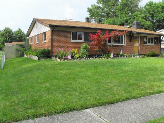 2309 Alvarado Drive, Kettering, OH 45420 (MLS #742864) :: Denise Swick and Company
