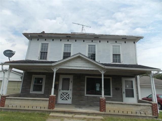 106 Church Street, New Carlisle, OH 45344 (MLS #744752) :: The Gene Group