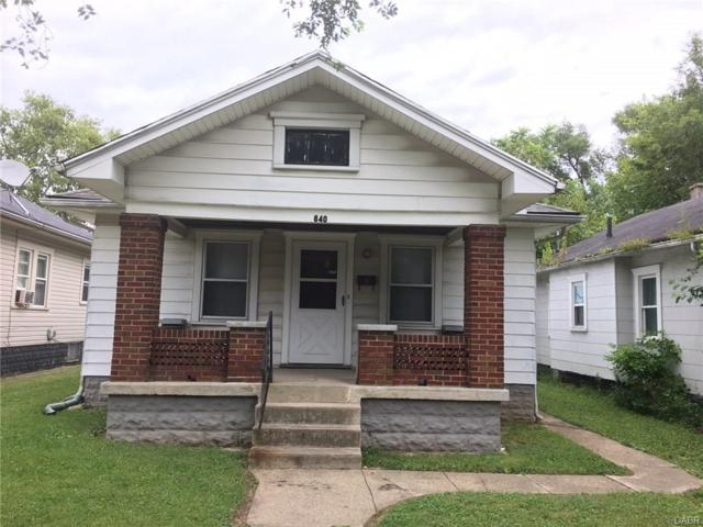 640 Shoop Ave, Dayton, OH 45402 (MLS #744773) :: Denise Swick and Company