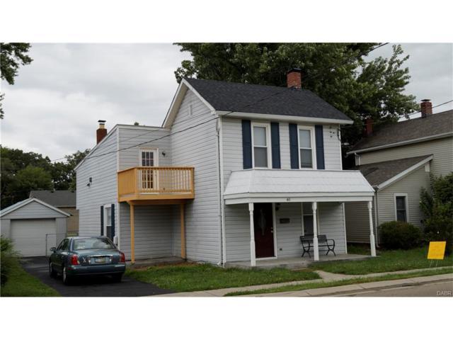 40 Mill Street, Springboro, OH 45066 (MLS #745002) :: The Gene Group