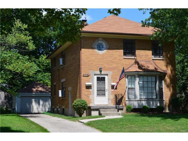 223 Aberdeen Avenue, Oakwood, OH 45419 (MLS #745007) :: Denise Swick and Company
