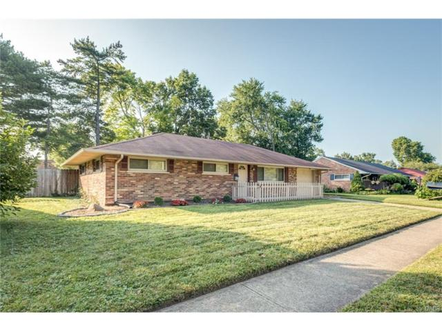 3784 Cordell Drive, Kettering, OH 45439 (MLS #745094) :: The Gene Group