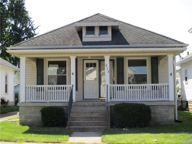 513 Robinson Avenue, Piqua, OH 45356 (MLS #745229) :: The Gene Group