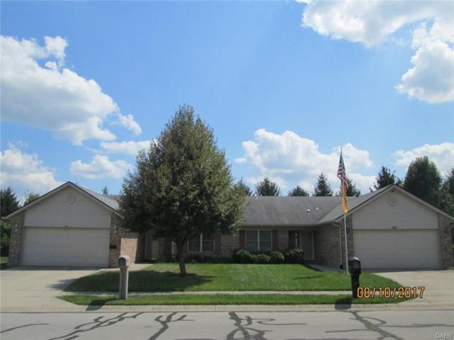 162 Warner Drive, Englewood, OH 45322 (MLS #745239) :: The Gene Group