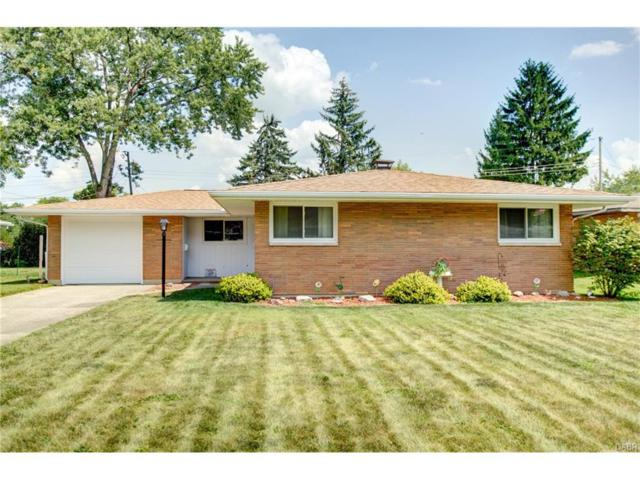 1422 Mapleridge Drive, Fairborn, OH 45324 (MLS #745322) :: The Gene Group