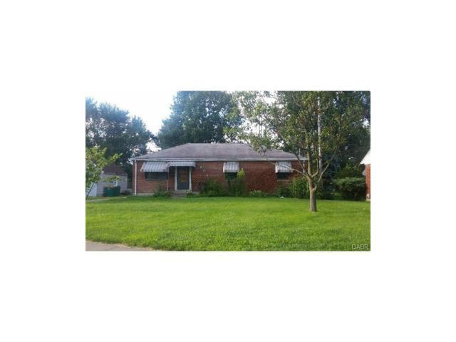 601 Lake Avenue, New Carlisle, OH 45344 (MLS #745409) :: The Gene Group
