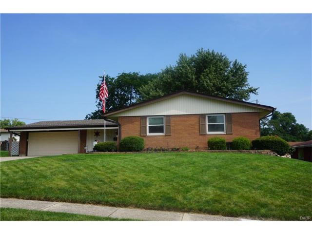 1339 Merribrook Court, Fairborn, OH 45324 (MLS #745415) :: The Gene Group