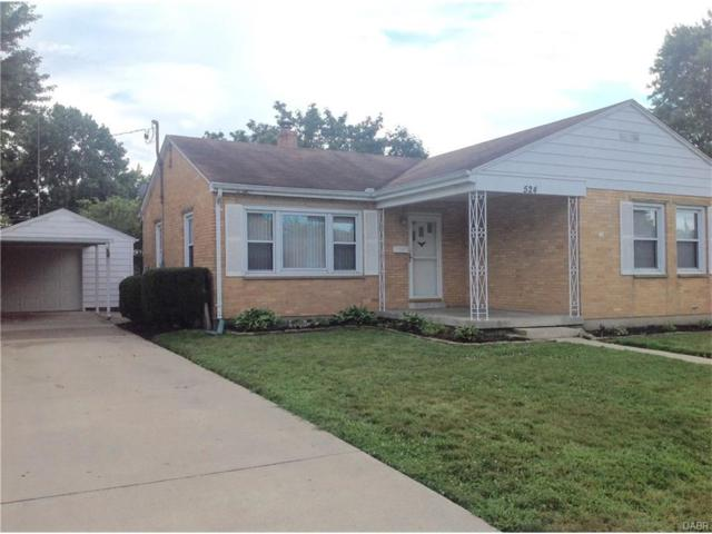 524 Wayne Drive, Fairborn, OH 45324 (MLS #745433) :: The Gene Group