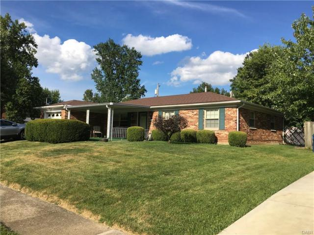4901 Pennswood, Huber Heights, OH 45424 (MLS #745510) :: Denise Swick and Company