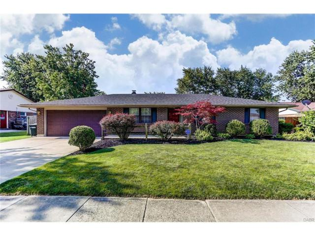 5030 Bluffview Drive, Huber Heights, OH 45424 (MLS #745551) :: Denise Swick and Company