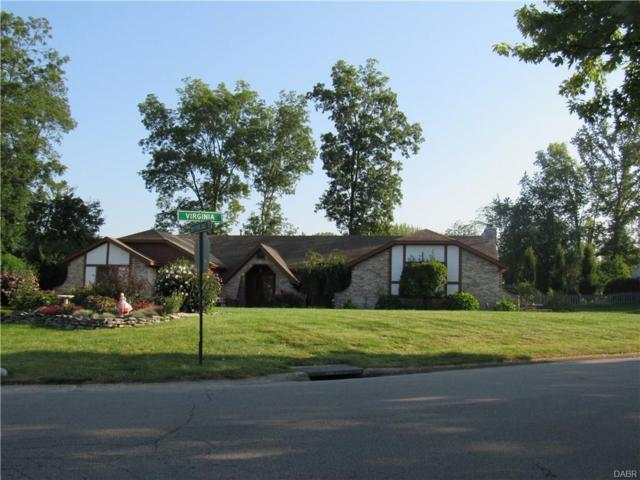 7515 Whispering Oaks Trail, Tipp City, OH 45371 (MLS #745620) :: The Gene Group
