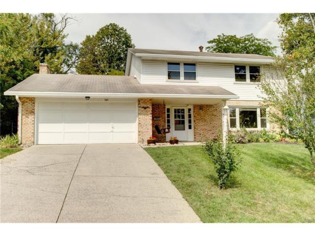349 Cherrywood Drive, Fairborn, OH 45324 (MLS #748269) :: Denise Swick and Company